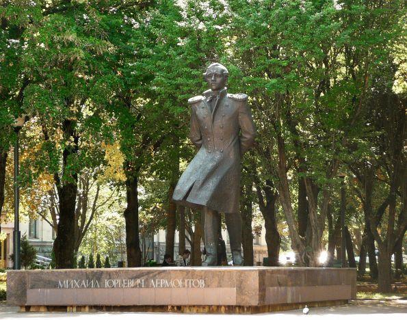 Памятник с семейный Лермонтов Эконом памятник Купола Щербинка