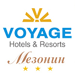 Voyage Hotels & Resorts Мезонин — Ставрополь (Логотип)